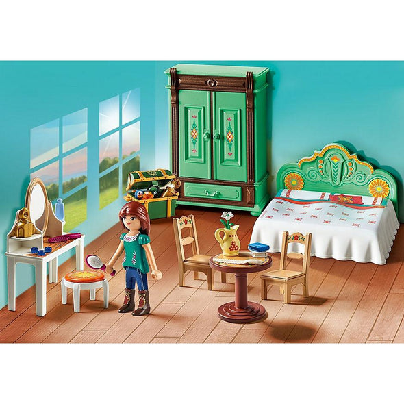 Playmobil Lucky's room