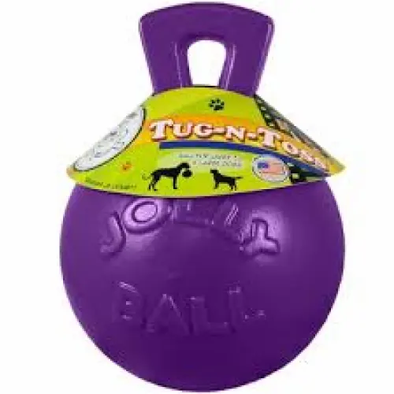Jollyball Pet Tug N Toss Toy 8""