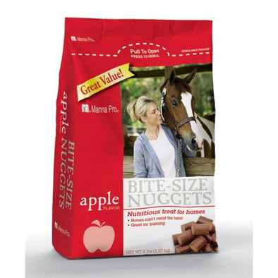 Manna Pro Apple Nuggets, 2.27 KG