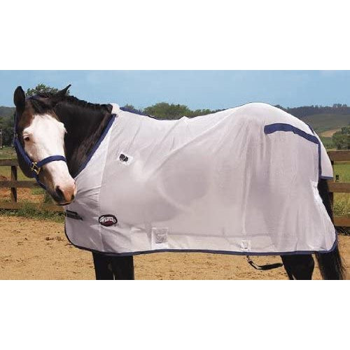 Weaver Mesh Fly Sheet - White