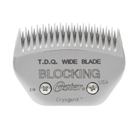 Groommaster Blocking Oster T.D.Q. Blade