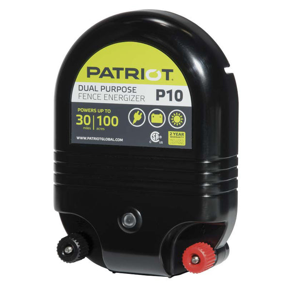Patriot P10 Fence Energizer