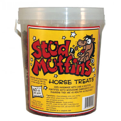 Stud Muffins Ultimate Horse Treat 60oz