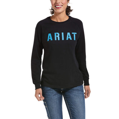 Ariat Womens Rebar CTN LS T-Shirt