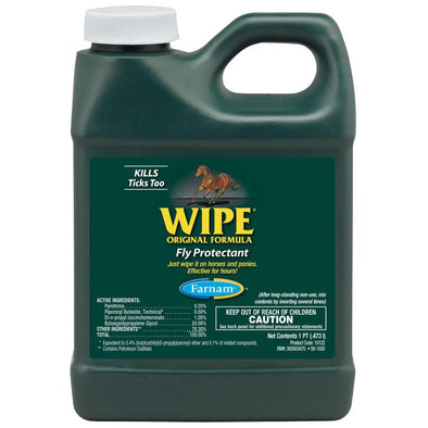 Farnam WIPE Liquid Wipe-on Fly Repellent