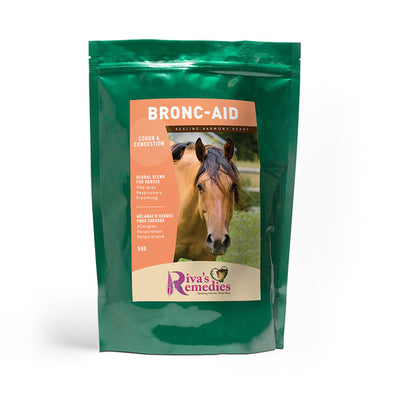 Riva's Remedies Horse:Bronc-Aid (1kg)