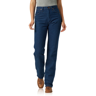 Wrangler Women's Cowboy Cut Slim Fit Jean