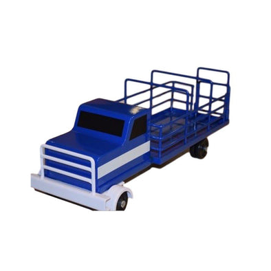 Little Buster Toys Cattle Truck - Blue