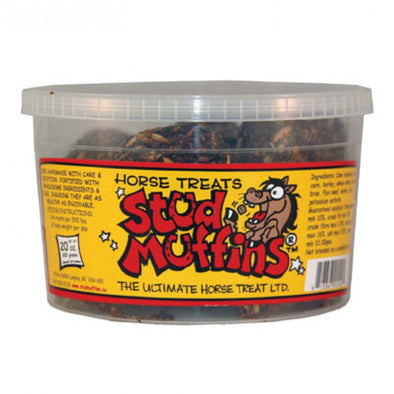 Stud Muffins Ultimate Horse Treat 20oz