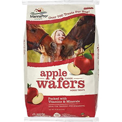 Apple Wafers 25lb