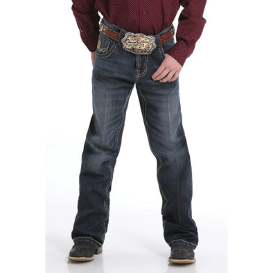 Cinch Boy's Relaxed Fit Jeans - Classic Rinse