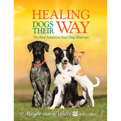 Riva's Remedies Healing Dogs - Their Way