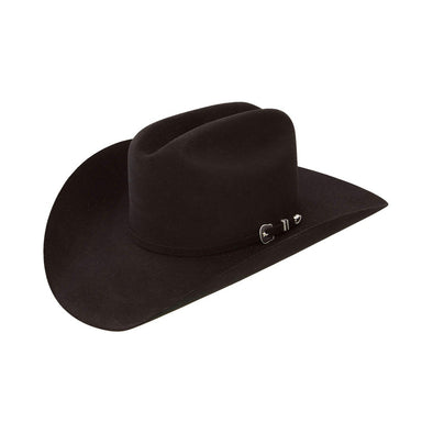 Resistol City Limits Felt Cowboy Hat - Black