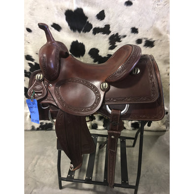 "Irvine  15.5"" Custom Cutting Saddle"
