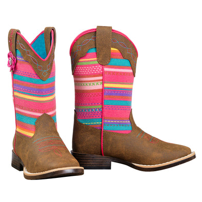 Blazin Roxx Youth Camilla Cowboy Boot