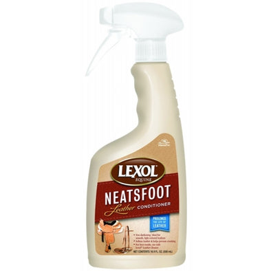 Lexol Leather Dressing & Neatsfoot Formula Spray, 500ML