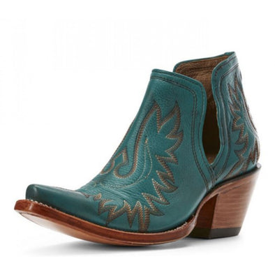 Ariat Women's Dixon Western Ankle Boot