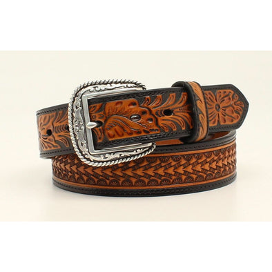 Ariat Men's Belt Medium Brown