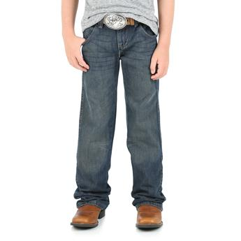 Wrangler Boy's Retro Boot Cut Jean (8-16) - Irvines Saddles