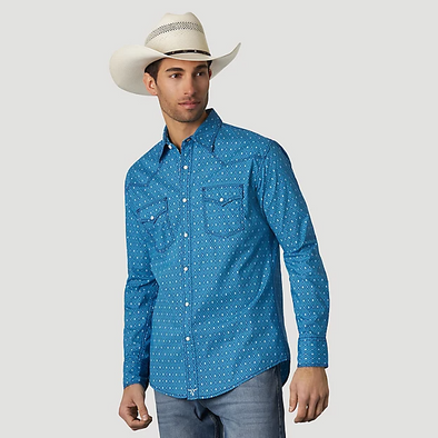 Wrangler Men's 20X Competition Advanced Comfort Shirt