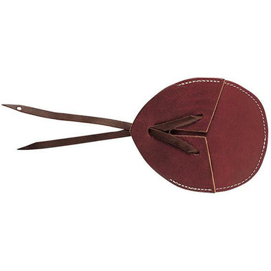 Weaver Leather Cinch Guard - Burgundy