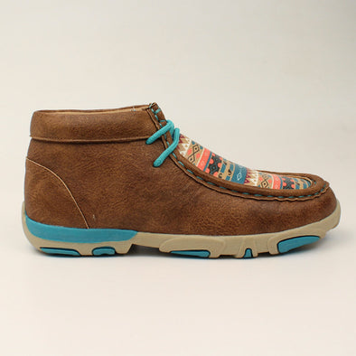 Twister Youth Landry Casual Shoe - Brown