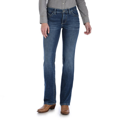 Wrangler Women's Jeans - The Ultimate Riding Jean - Willow - Davis