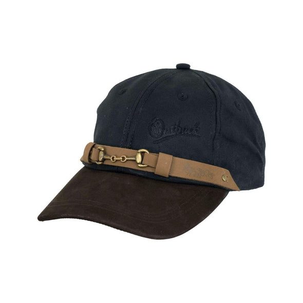 Outback Equestrian Cap One Size