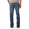 Rock 47 By Wrangler Men's Slim Boot Cut Jeans