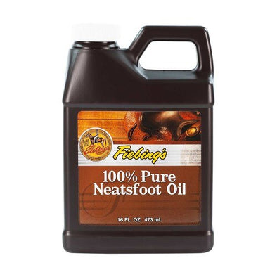 Fiebings 100% pure Neatsfoot Oil 16fl oz
