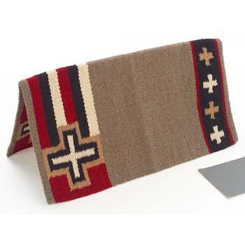 4 LB 36 x 34 Single Saddle Blanket #1B