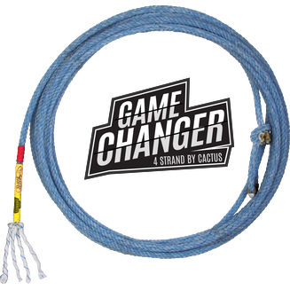 Cactus Game Changer 4-Strand Team Roping