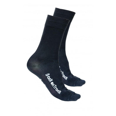 Back on Track Socks - Black