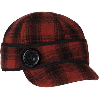 Stormy Kromer Cap - The Button Up