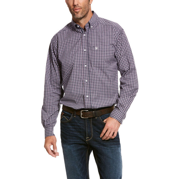 Ariat Men's Pro Series Tradewell Classic Shirt
