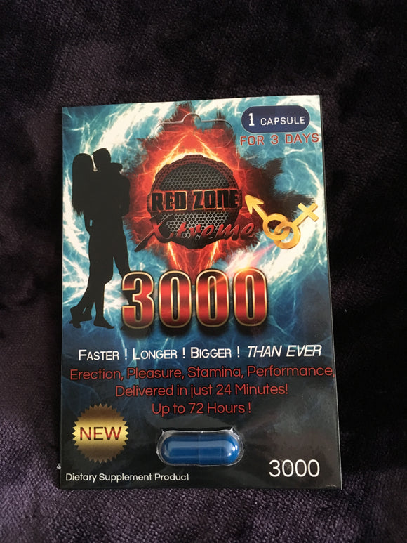 Red Zone Xtreme 3000