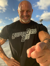 SuperDad Bod T-shirt (Black)