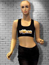 "BiLTBiTCH ""UWiSH"" Black Sports Bra"