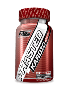 pHasted Kardio Fat Assault Supplement