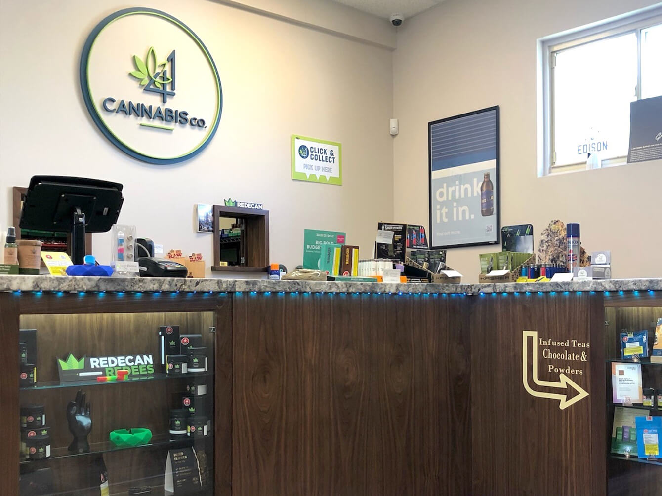 41 Cannabis Co., Northbrook, Ont.