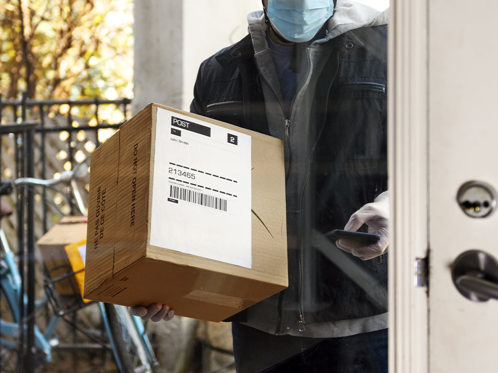 Fast, Safe and No-Fees: Try Domain Express, Our Direct-to-Door Delivery