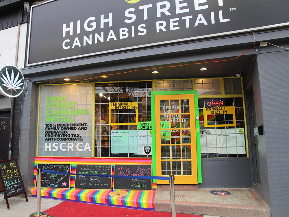 High Street Cannabis