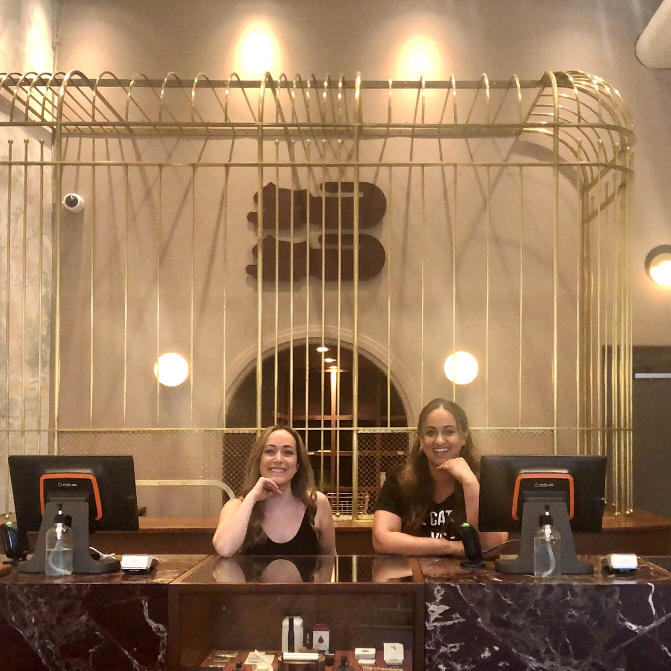 Victoria Sharma and Alana DeCoste, Owners and Operators of Two Cats Cannabis Co.