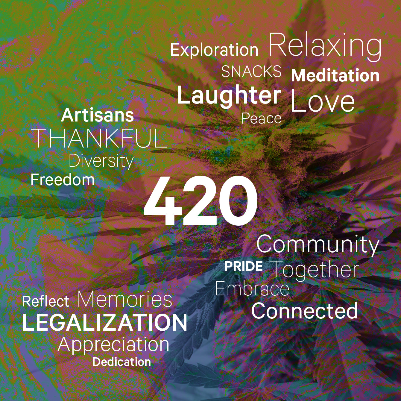 What does 420 mean to you?