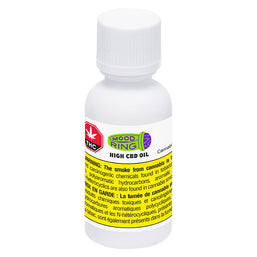 Photo High CBD Oil