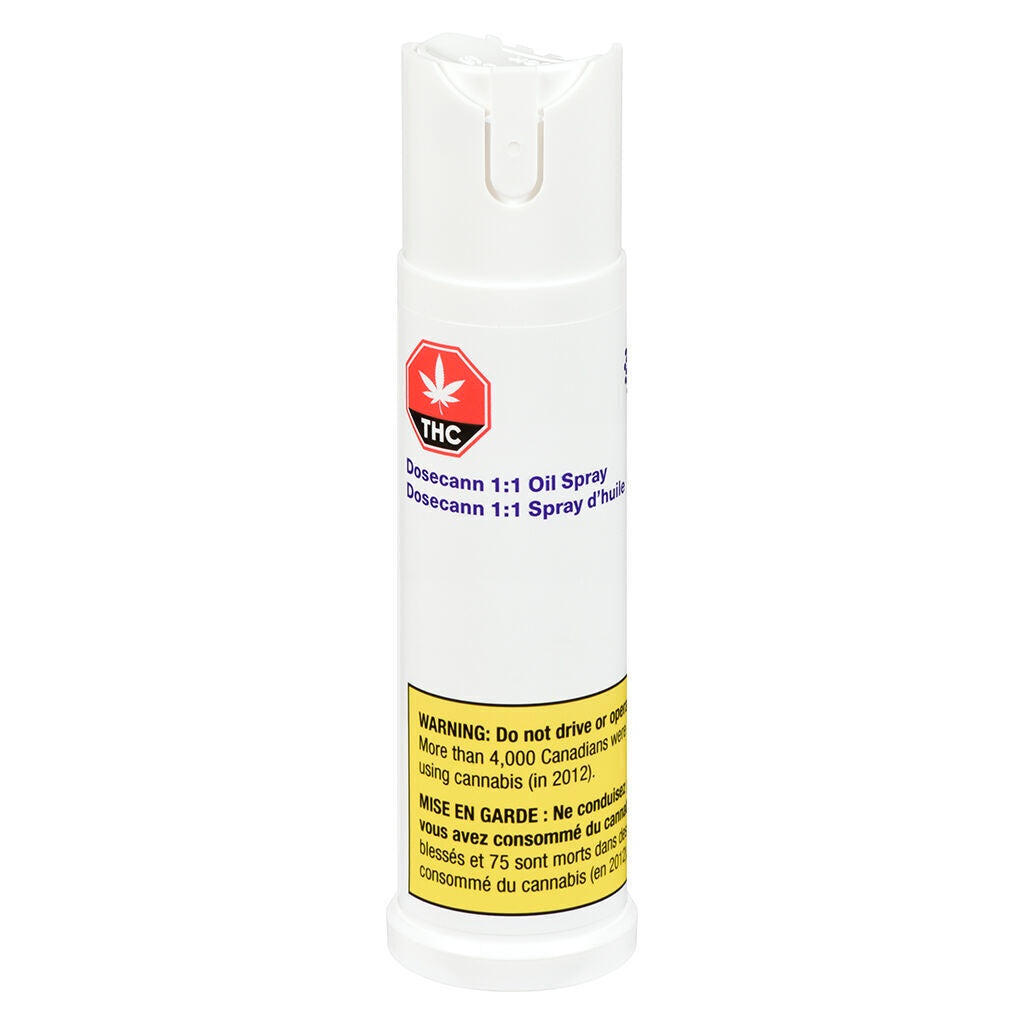 1:1 Oil Spray -