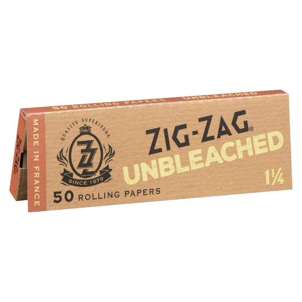 "Unbleached 1 1/4"" Rolling Papers -"