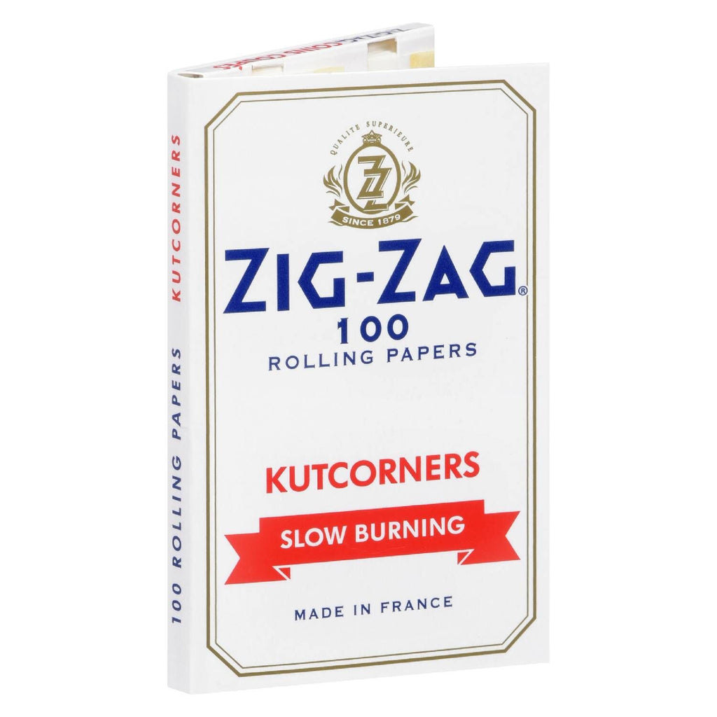 Kutcorners Slow-Burning Rolling Papers -