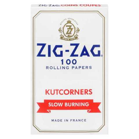 Photo Kutcorners Slow-Burning Rolling Papers