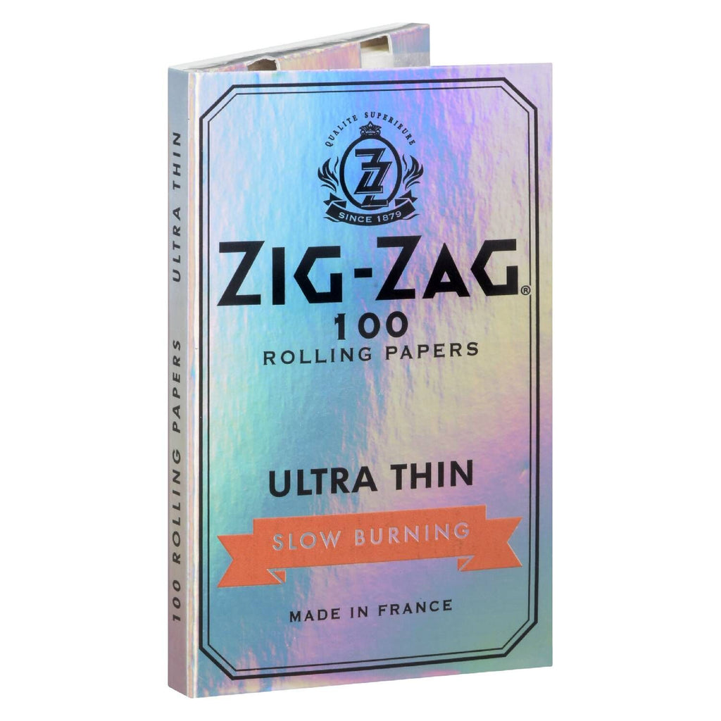 Slow Burning Ultra Thin Rolling Papers -